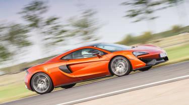 McLaren 570GT long term second report - header