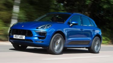 Most reliable used cars 2021 - Porsche Macan