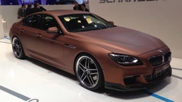 AC Schnitzer BMW 6 Series Gran Coupe