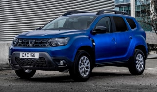 Dacia Duster Commercial - front