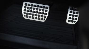 Volvo Polestar performance parts more pedals