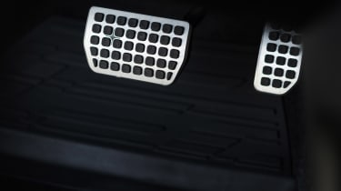 Volvo Polestar performance parts more pedals