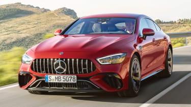 Mercedes-AMG GT 4-Door 63 S E-Performance - front