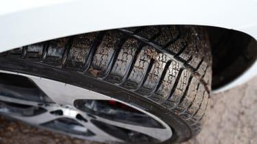 VW Golf GTI - wheel