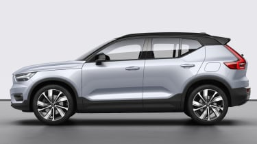 Volvo XC40 Recharge - side static