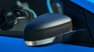Ford Focus RS - wing mirror