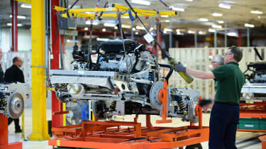Best of British - Lotus - Factory engines