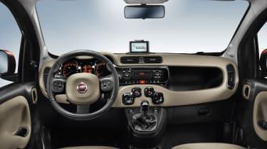 Fiat Panda dash