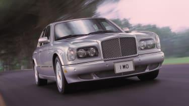 Best cars under £15,000  - Bentley Arnage Red Label