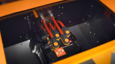 Volkswagen Kombi Type 20 concept - electric motor