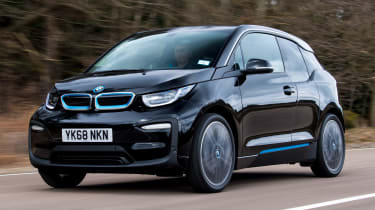 BMW i3 - best small electric cars