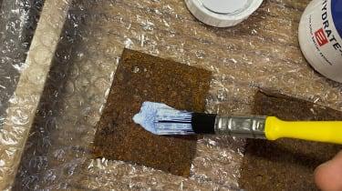 Testing rust converters