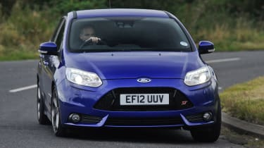 Best cheap hot hatches and performance cars - Ford Focus ST