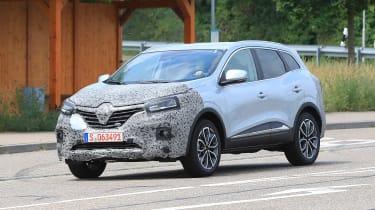 Renault Kadjar - spyshot 3