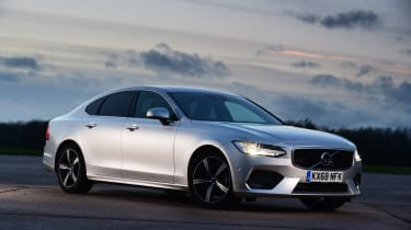 Volvo S90 - front static