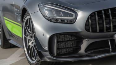 Mercedes-AMG GT R Pro - front detail