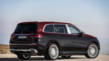 Mercedes-Maybach GLS - rear static