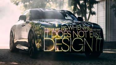 Electric Rolls-Royce teaser 2