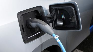 BMW i3 plug