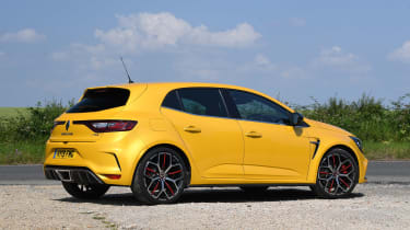 Renault Megane R.S. - rear static