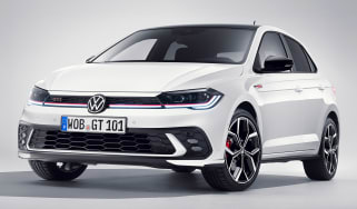 Volkswagen Polo GTI - front