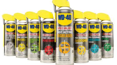 WD-40 Specialist range