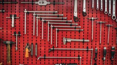 Ferrari Classiche - tools
