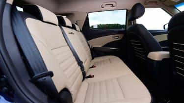 SsangYong Tivoli XLV - rear seats