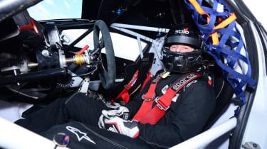 World Rallycross RX2 - Heathcote driving