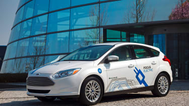 Ford Focus Electric - best electric cars