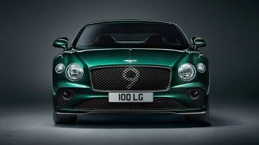 Bentley Continental GT Number 9 Edition by Mulliner - full front