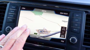 Long-term test review: SEAT Ateca - sat nav