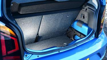Volkswagen up! - boot