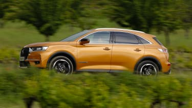 DS 7 Crossback - profile