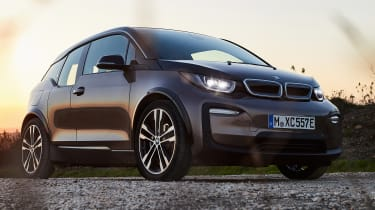 BMW i3 120Ah - front static