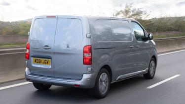Peugeot e-Expert - rear