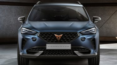 Cupra Formentor front