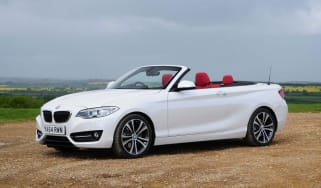 Used BMW 2 Series - front