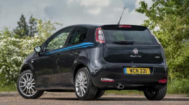 Used Fiat Grande Punto - rear