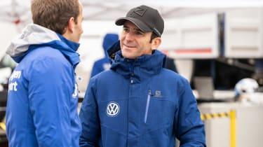 Volkswagen ID. R - Roman Dumas