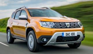 Dacia Duster 1.0-litre