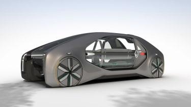 Renault EZ-GO concept - front