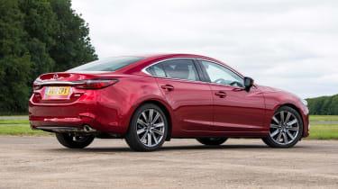 Mazda 6 - rear static