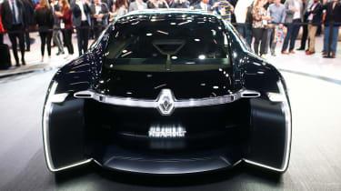 Renault EZ-Ultimo - Paris full front