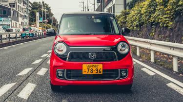 Honda N-One - front