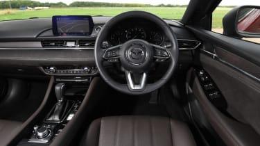 Mazda 6 - dash