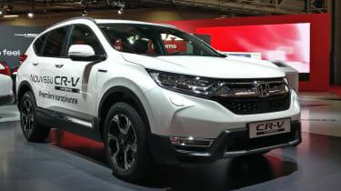 Honda CR-V Hybrid - Paris - Front