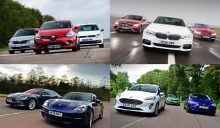 Best car group tests 2017