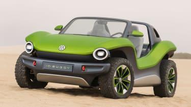 Volkswagen ID. Buggy concept - front static