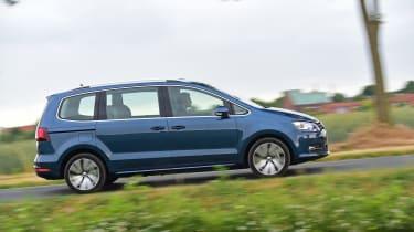 Volkswagen Sharan Ride
